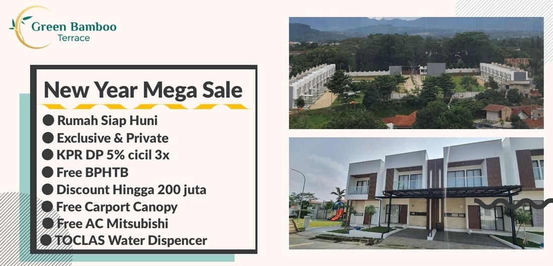 New Year Mega Sale Promo!