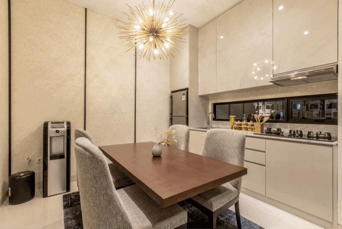 Dapur Rumah Modern